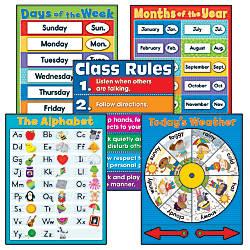 Carson Dellosa General Classroom Charts 17
