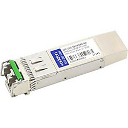 AddOn Alcatel-Lucent Compatible TAA Compliant 10GBase-DWDM 100GHz SFP+ Transceiver (SMF, 1546.12nm, 80km, LC, DOM)