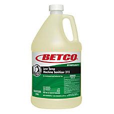 Betco Symplicity Low Temperature Machine Sanitizer