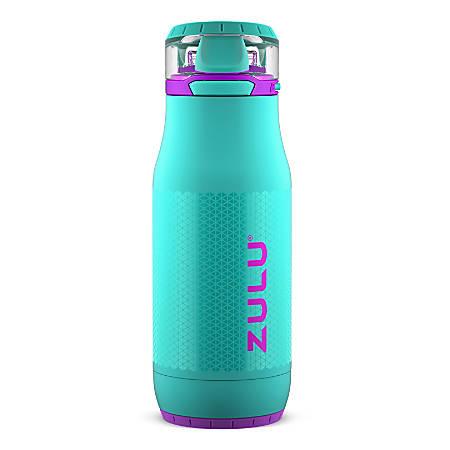 ZULU Chase Stainless Steel Water Bottle, 12 Oz, Mint