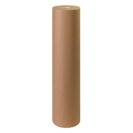 "Office Depot® Brand 100% Recycled Kraft Paper Roll, 30 Lb., 40"" x 1,200'"