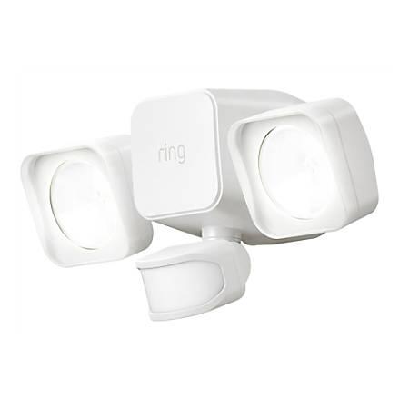 Ring Smart Lighting Floodlight, White, 5B21S8-WEN0