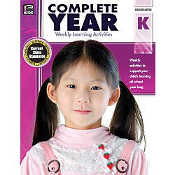 Thinking Kids Complete Year Books Grade