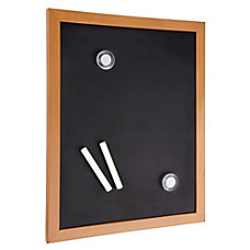 FORAY Magnetic Chalkboard 11 x 14