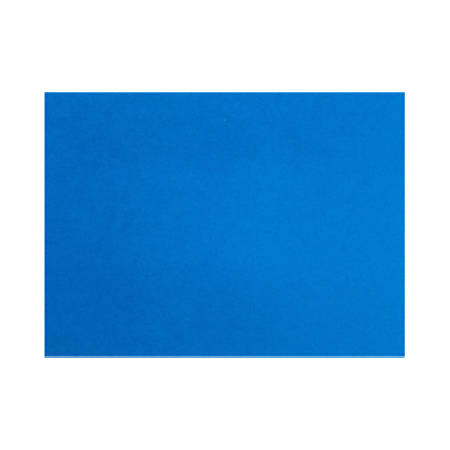 "LUX Flat Cards, A9, 5 1/2"" x 8 1/2"", Boutique Blue, Pack Of 50"