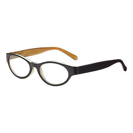 Wink® Napa Cateye Reading Glasses, +2.00, Black