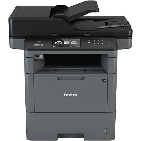 Brother MFC-L6800DW Monochrome Laser All-In-One Printer, Copier, Scanner, Fax