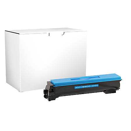 Clover Technologies Group™ 201011 (Kyocera® TK-542C) Cyan Toner Cartridge