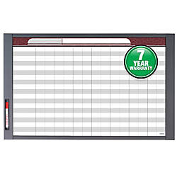 Quartet InView Custom Whiteboard 47 12