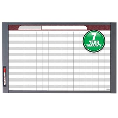 Quartet® InView™ Custom Whiteboard, 47 1/2