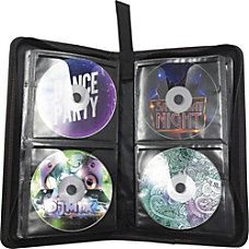 Maxell Traditional CD DVD Travel Case