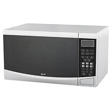 Avanti 0.9 Cu Ft Countertop Microwave, White