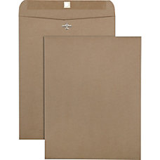 Quality Park Clasp Envelopes 10 x