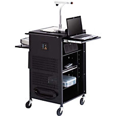 Bretford Basics PAL Multimedia Presentation Cart