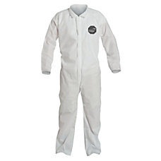 DuPont Proshield 10 Coveralls With Open