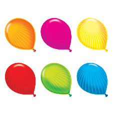 TREND Mini Accents 3 Party Balloons