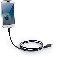 C2G 6ft Samsung Galaxy Charge and