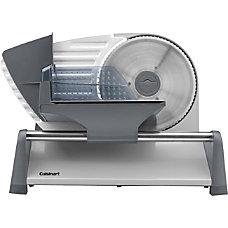 Cuisinart FS 75 Electric Food Slicer
