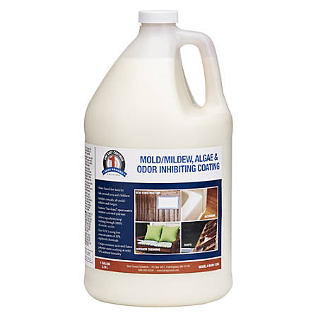 Bare Ground 1 Shot Mold-Inhibiting Liquid, Unscented, 1 Gallon