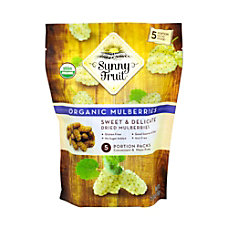 Sunny Fruit Organic Dried Mulberries 88