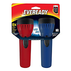 Eveready Flashlight Twin Pack