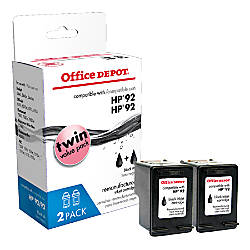 Office Depot Brand OD292 2 HP