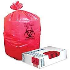 Heritage Biohazard Can Liners 8 10