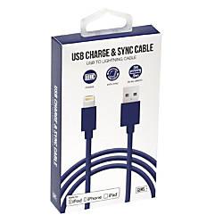 Gems Lightning Cable 3 Blue 818009020291