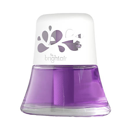 Bright Air® Scented Oil Air Freshener, 2.5 Oz, Lavender & Violet