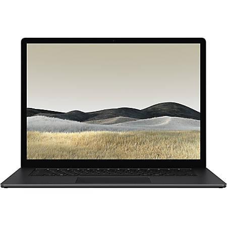 "Microsoft Surface Laptop 3, 15"" Touchscreen, Ryzen 7, 16GB RAM, 512GB SSD, Windows 10 Home"