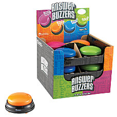 Learning Resources Answer Buzzers Pack Of