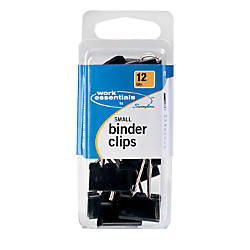 Swingline Scratch Resistant Binder Clips 34