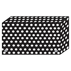 Ashley BW Dots Design Index Card