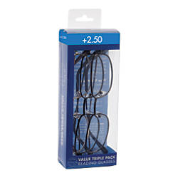 Dr Dean Edell Plastic Reading Glasses