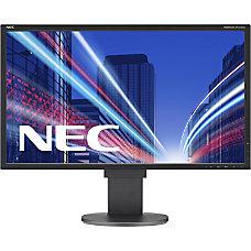NEC MultiSync EA224WMi BK 22 LED