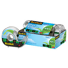 Scotch Magic Greener Tape In Dispensers
