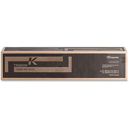 Kyocera Original Toner Cartridge - Laser - 25000 Pages - Black - 1 Each