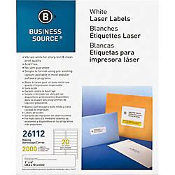 Business Source Bright White Premium quality