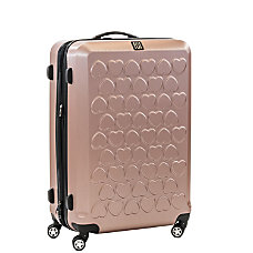 ful Hearts Upright Rolling Suitcase 25