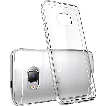 i-Blason HTC One M9 Halo Scratch Resistant Hybrid Clear Case - For Smartphone - Clear - Scratch Resistant, Slip Resistant, Impact Resistant