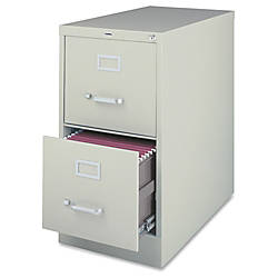 Lorell Commercial Grade Vertical File Legal