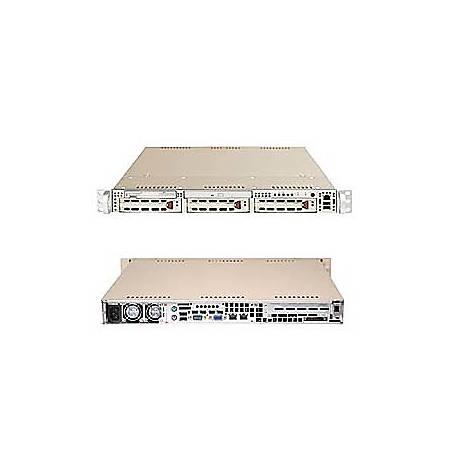 Supermicro A+ Server 1020A-8 Barebone System - Opteron (Dual-core)