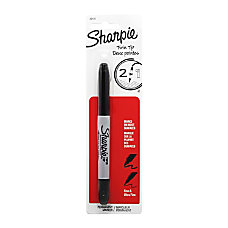 Sharpie Twin Tip Markers Fine Ultra
