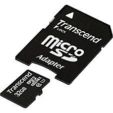 Transcend Premium 32 GB Class 10UHS