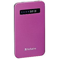 Verbatim Ultra Slim Power Pack 4200mAh