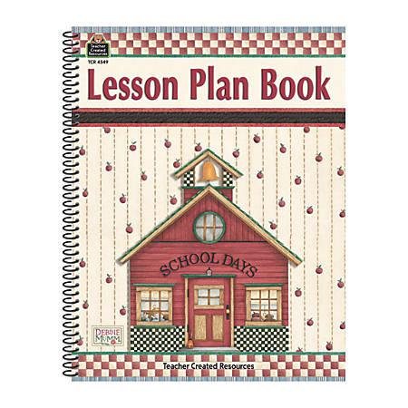 Teacher Created Resources Debbie Mumm® Lesson Plan Books, Pack Of 3