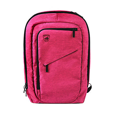 Guard Dog Security ProShield Smart Tactical Laptop Backpack, Pink