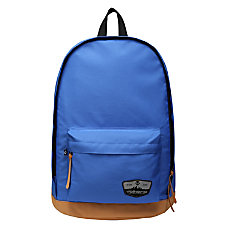 Volkano Scholar Series Backpack Blue