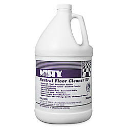 MISTY Neutral Floor Cleaner Concentrate Lemon