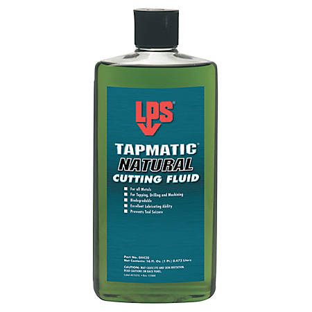 Tapmatic Natural Cutting Fluids, 16 oz, Bottle